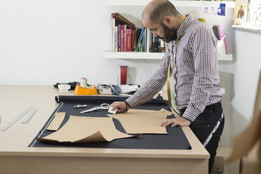 how to start a made to measure business